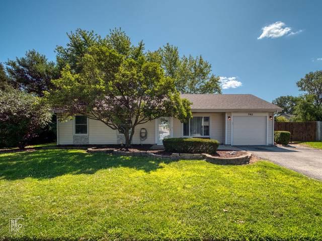 240 Capitol Drive, Bolingbrook, IL 60440 (MLS #10496243) :: Angela Walker Homes Real Estate Group
