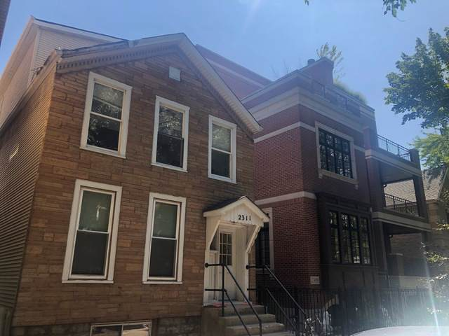 2311 N Greenview Avenue, Chicago, IL 60614 (MLS #10496267) :: Angela Walker Homes Real Estate Group