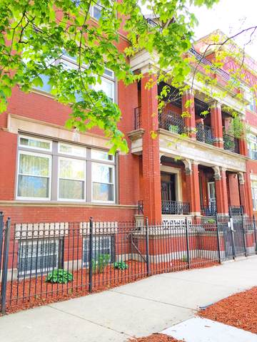 3544 S King Drive 3D, Chicago, IL 60653 (MLS #10496273) :: Angela Walker Homes Real Estate Group