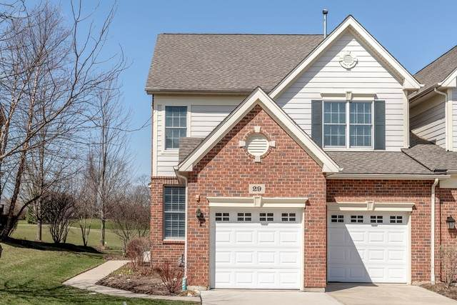 29 Red Tail Drive, Hawthorn Woods, IL 60047 (MLS #10496293) :: Helen Oliveri Real Estate