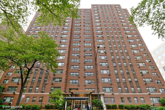 2909 N Sheridan Road #702, Chicago, IL 60657 (MLS #10496314) :: John Lyons Real Estate