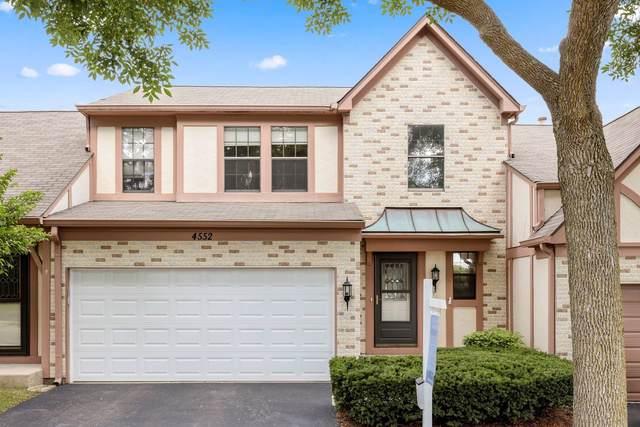 4552 Opal Drive, Hoffman Estates, IL 60192 (MLS #10496332) :: John Lyons Real Estate