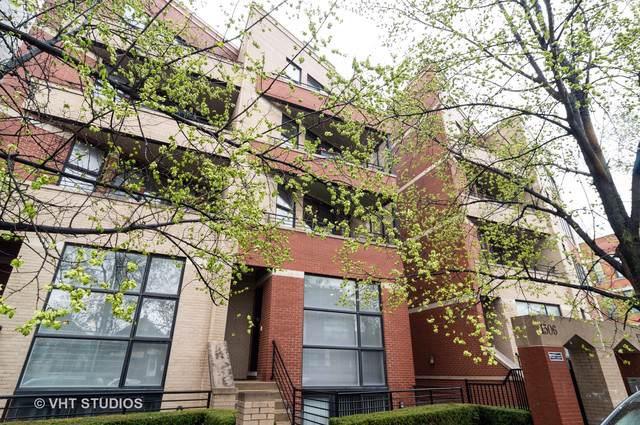 1506 W Grand Avenue 2E, Chicago, IL 60642 (MLS #10496337) :: John Lyons Real Estate