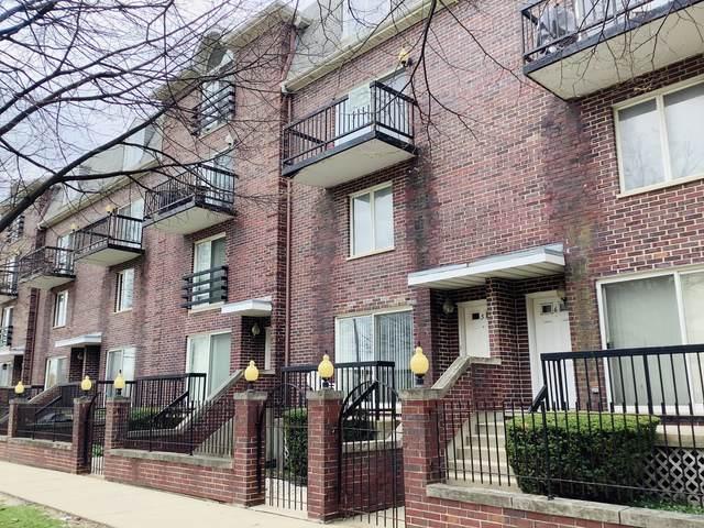 815 Pearson Street #12, Des Plaines, IL 60016 (MLS #10496338) :: John Lyons Real Estate