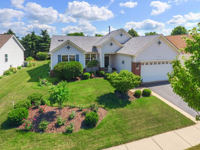 13191 Stratford Lane, Huntley, IL 60142 (MLS #10496343) :: The Perotti Group | Compass Real Estate