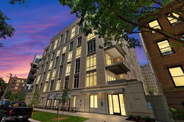 2753 N Hampden Court B4, Chicago, IL 60614 (MLS #10496364) :: John Lyons Real Estate