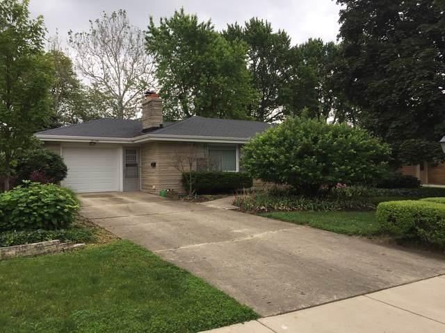 606 W Bevan Drive, Joliet, IL 60435 (MLS #10496373) :: John Lyons Real Estate