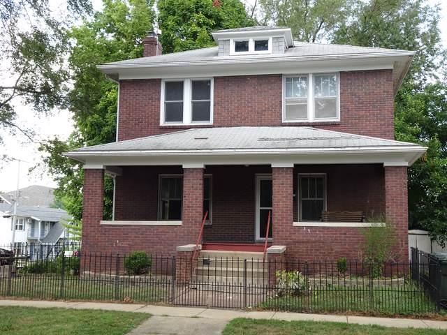 306 W Elm Street, Urbana, IL 61801 (MLS #10496393) :: Baz Realty Network   Keller Williams Elite