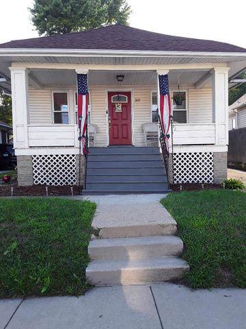 307 Hyde Park Street, Joliet, IL 60436 (MLS #10496394) :: John Lyons Real Estate