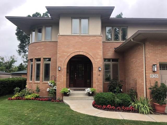 926 S Catherine Avenue, La Grange, IL 60525 (MLS #10496539) :: Helen Oliveri Real Estate