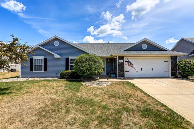 612 Sycamore Drive, ST. JOSEPH, IL 61873 (MLS #10496660) :: Littlefield Group