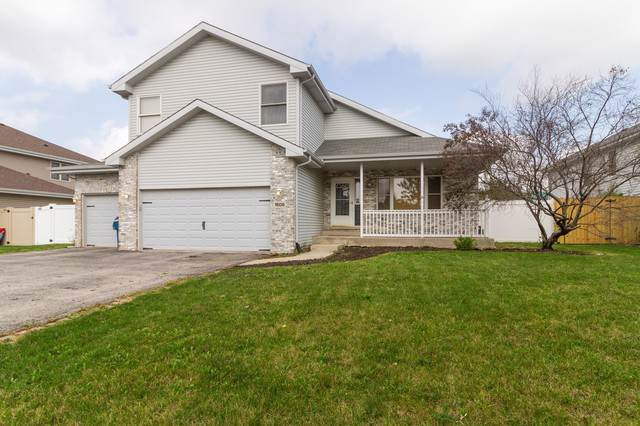 1608 Caddie Drive, Bourbonnais, IL 60914 (MLS #10496768) :: John Lyons Real Estate