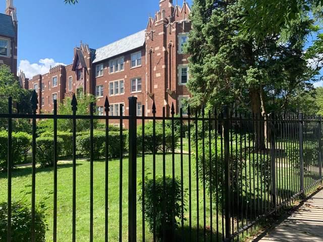 4830 S Drexel Boulevard 2W, Chicago, IL 60615 (MLS #10496910) :: Ani Real Estate