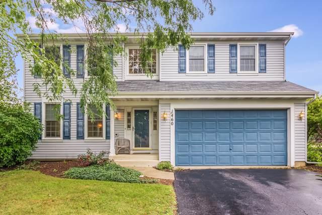 1460 Wynnfield Drive, Algonquin, IL 60102 (MLS #10497819) :: Ryan Dallas Real Estate