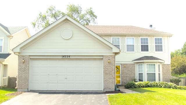 14224 S Longview Lane, Plainfield, IL 60544 (MLS #10497881) :: Janet Jurich Realty Group
