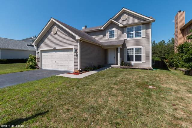 22064 W Plymouth Circle, Plainfield, IL 60544 (MLS #10498315) :: Janet Jurich Realty Group