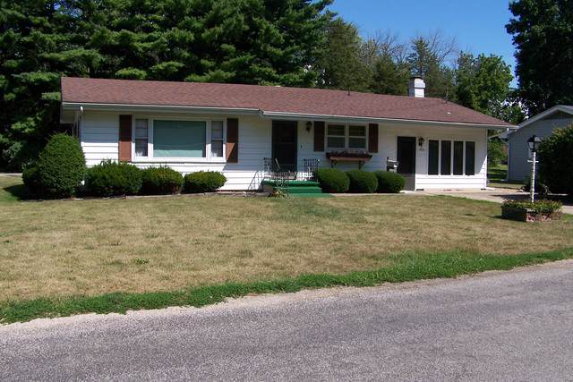 409 S Williams Street, Forrest, IL 61741 (MLS #10498630) :: Angela Walker Homes Real Estate Group