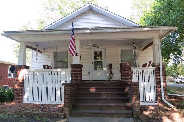 202 S Richman Street, VILLA GROVE, IL 61956 (MLS #10498928) :: Ryan Dallas Real Estate