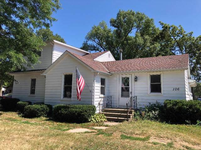 106 N Wolf Street, Odell, IL 60460 (MLS #10498984) :: Angela Walker Homes Real Estate Group