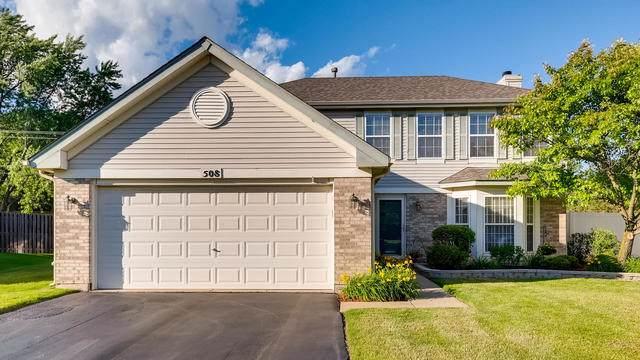508 Maple Drive, Streamwood, IL 60107 (MLS #10499464) :: Ani Real Estate