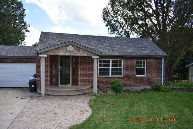 207 E Bluff Street, Winnebago, IL 61088 (MLS #10499475) :: John Lyons Real Estate
