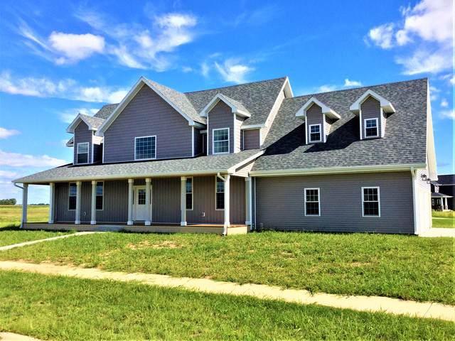 1902 Littlefield Lane, Mahomet, IL 61853 (MLS #10499810) :: Ryan Dallas Real Estate