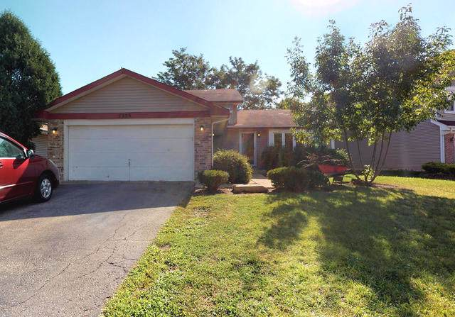7559 Kingsbury Drive, Hanover Park, IL 60133 (MLS #10499821) :: The Dena Furlow Team - Keller Williams Realty