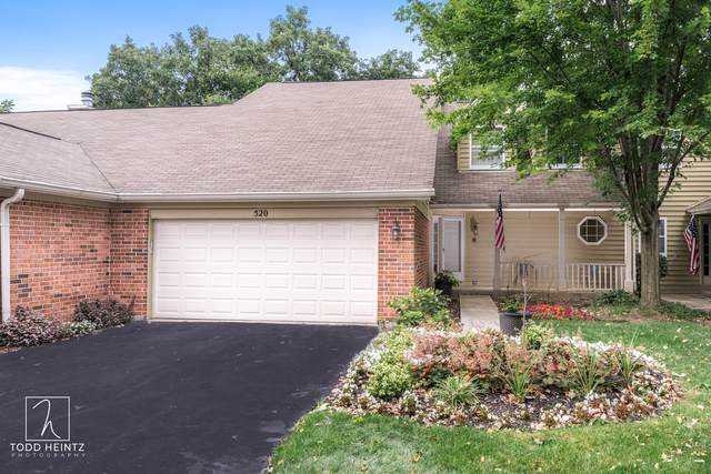 520 Shagbark Drive, Elgin, IL 60123 (MLS #10499993) :: Baz Realty Network | Keller Williams Elite
