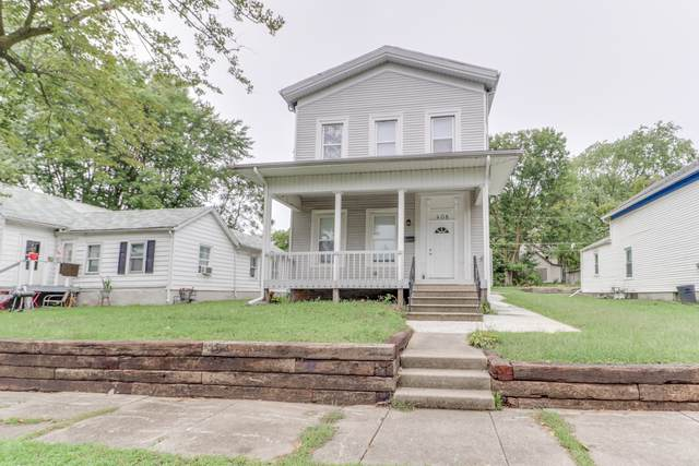 408 E Taylor Street, Bloomington, IL 61701 (MLS #10500151) :: BN Homes Group