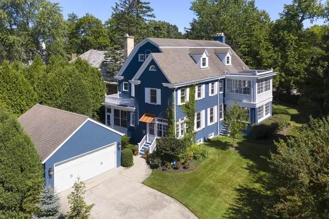 160 N Sheridan Road, Glencoe, IL 60022 (MLS #10500945) :: John Lyons Real Estate