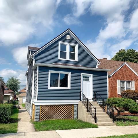 4638 S Komensky Avenue, Chicago, IL 60632 (MLS #10501029) :: Baz Realty Network | Keller Williams Elite