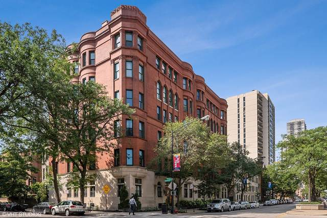 1500 N La Salle Drive 2C, Chicago, IL 60614 (MLS #10501350) :: Property Consultants Realty