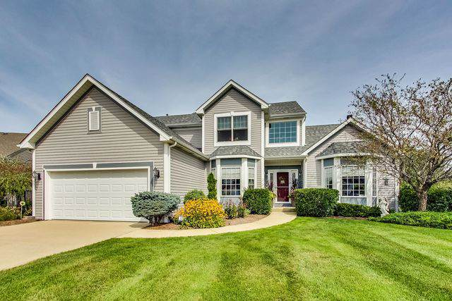 821 Woodland Drive, Antioch, IL 60002 (MLS #10501531) :: Suburban Life Realty