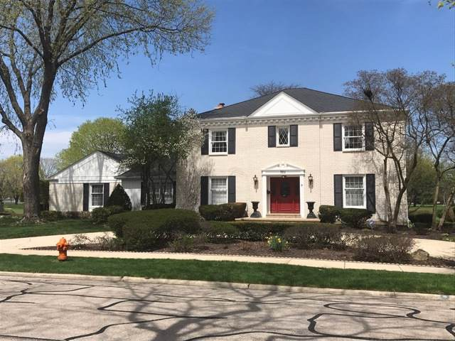 701 Burning Tree Lane, Naperville, IL 60563 (MLS #10502275) :: Angela Walker Homes Real Estate Group