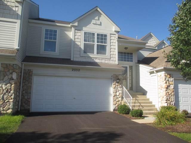 2352 Camden Bay #2352, Elgin, IL 60123 (MLS #10502418) :: Property Consultants Realty