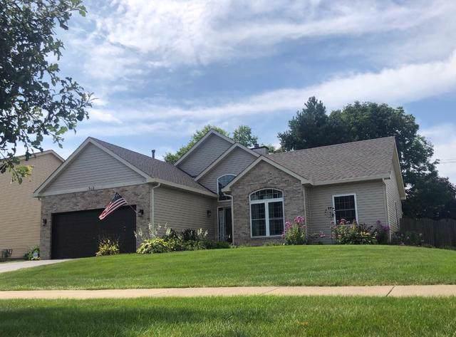 312 Magnolia Drive, North Aurora, IL 60542 (MLS #10502823) :: Property Consultants Realty