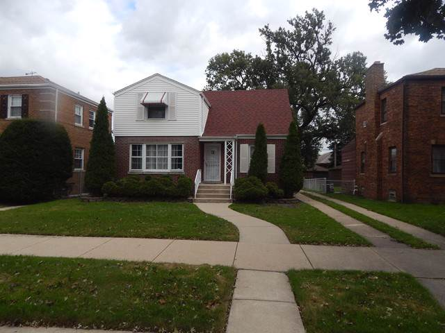 10827 S Parnell Avenue, Chicago, IL 60628 (MLS #10503049) :: Century 21 Affiliated