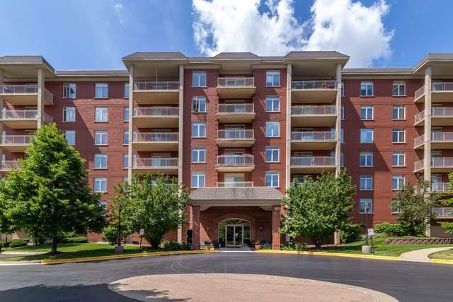 8300 Callie Avenue #604, Morton Grove, IL 60053 (MLS #10504056) :: Baz Realty Network | Keller Williams Elite