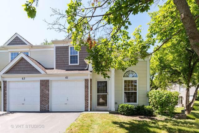 61 E Shag Bark Lane, Streamwood, IL 60107 (MLS #10504296) :: Ani Real Estate