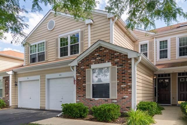 11 Polk Court A, Streamwood, IL 60107 (MLS #10504310) :: Ani Real Estate