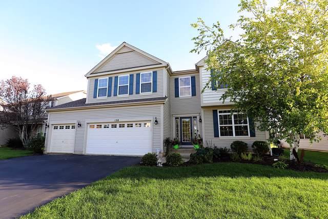 158 Bloomfield Drive, Woodstock, IL 60098 (MLS #10504419) :: Lewke Partners