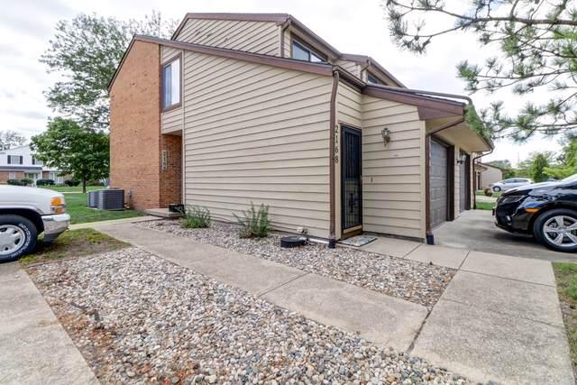 2168 Harbortown Circle #2168, Champaign, IL 61821 (MLS #10504483) :: John Lyons Real Estate