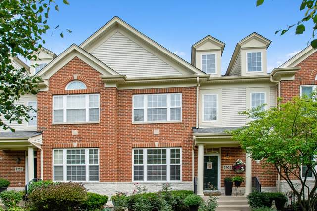 2705 Langley Circle, Glenview, IL 60026 (MLS #10504615) :: Berkshire Hathaway HomeServices Snyder Real Estate