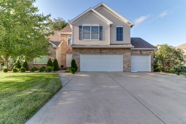 1100 Sterling Glen Cc Court, Normal, IL 61761 (MLS #10504626) :: Jacqui Miller Homes