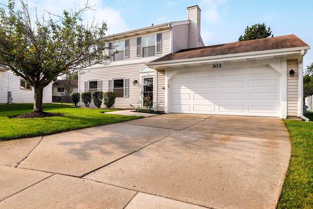 303 Alice Court, Vernon Hills, IL 60061 (MLS #10504858) :: Helen Oliveri Real Estate