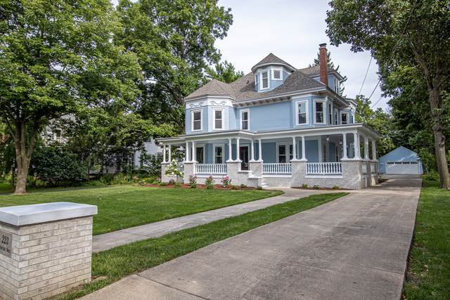 223 W Park Avenue, Princeton, IL 61356 (MLS #10505367) :: John Lyons Real Estate