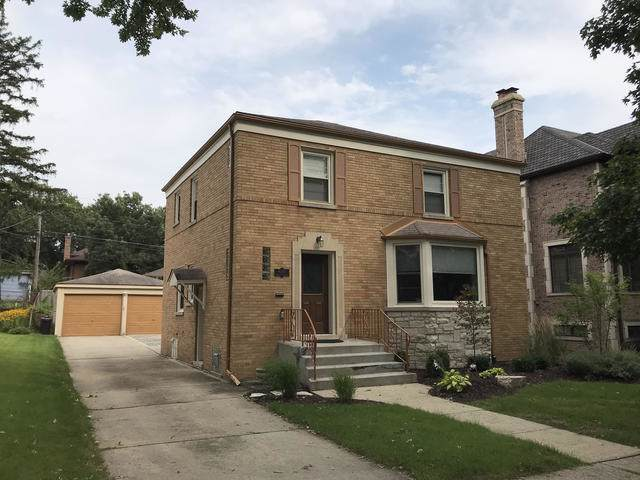 4205 Western Avenue, Western Springs, IL 60558 (MLS #10505411) :: Baz Realty Network | Keller Williams Elite