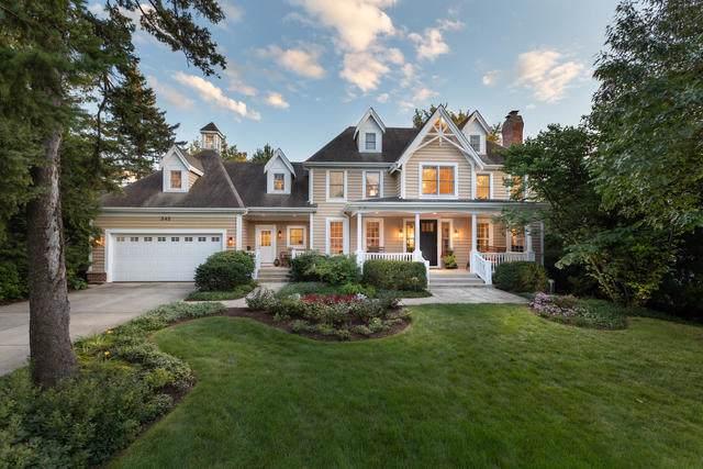 345 Oak Street, Glen Ellyn, IL 60137 (MLS #10505970) :: John Lyons Real Estate