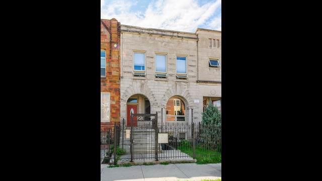 2335 W Adams Street #1, Chicago, IL 60612 (MLS #10506159) :: Baz Realty Network | Keller Williams Elite