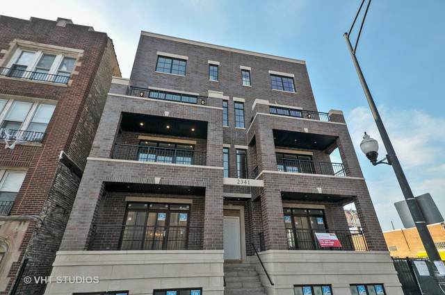 2341 W Roscoe Street 3W, Chicago, IL 60618 (MLS #10506483) :: Touchstone Group